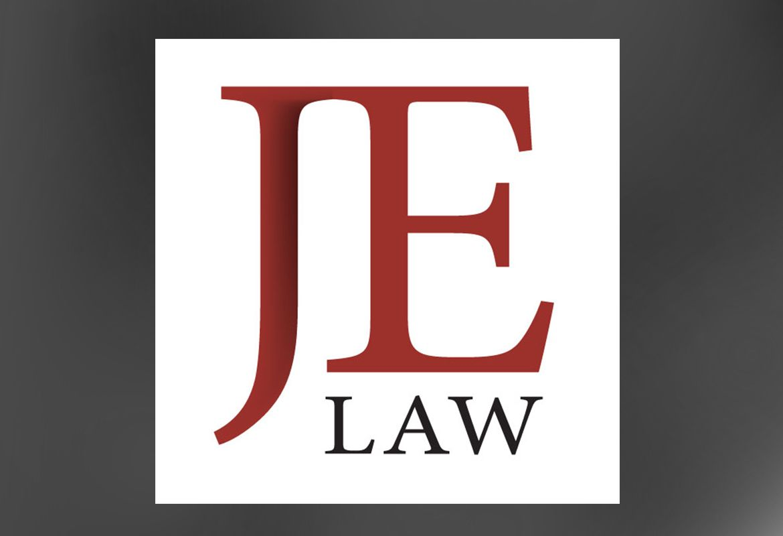 Attorney Law Firm Custom Logo Design Layout