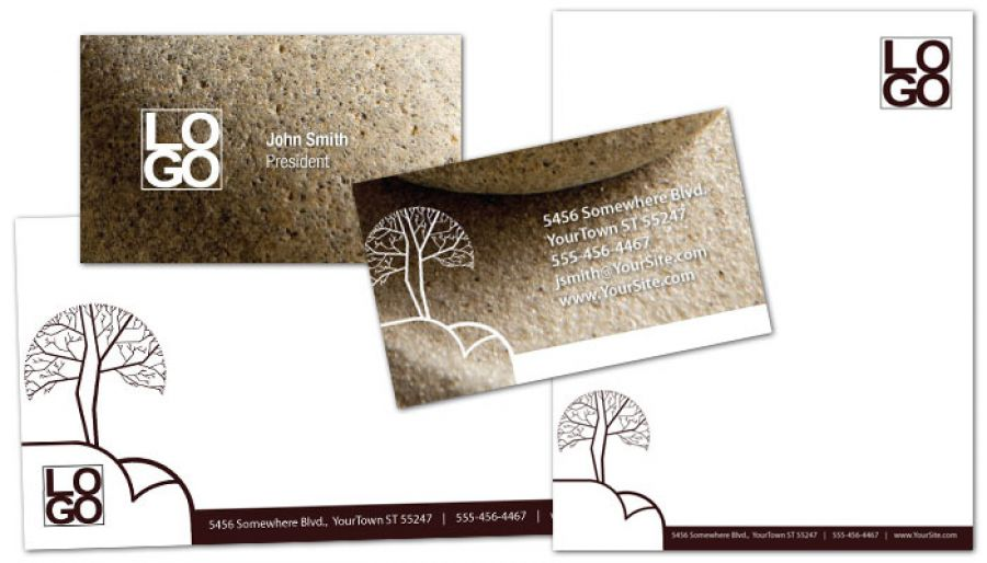 Business Advisor Business Card Design Layout