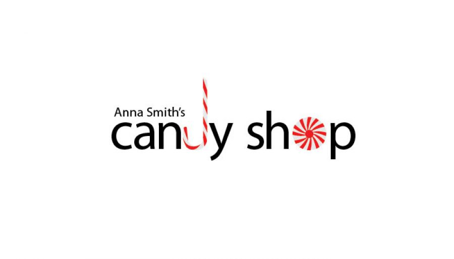 Candy Shop Confectionery Custom Logo Design Layout