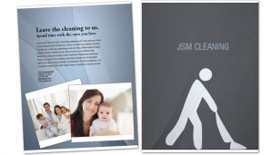 Cleaning Hospitality Services-Design Layout