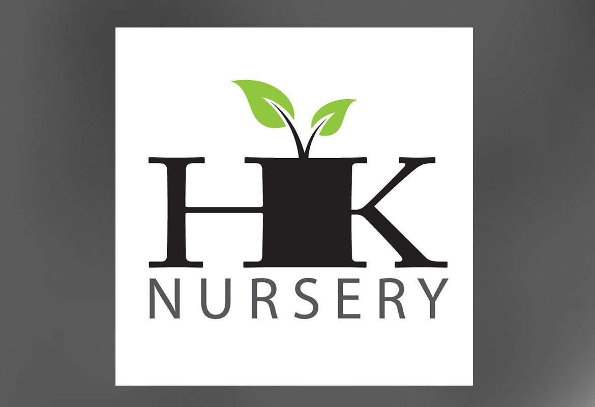 Design for nurseries amp planting centers Custom Logo Design Layout