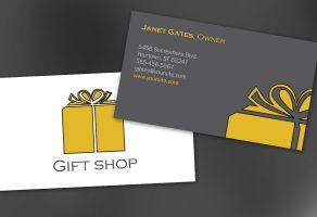 Gift shop retail store-Design Layout