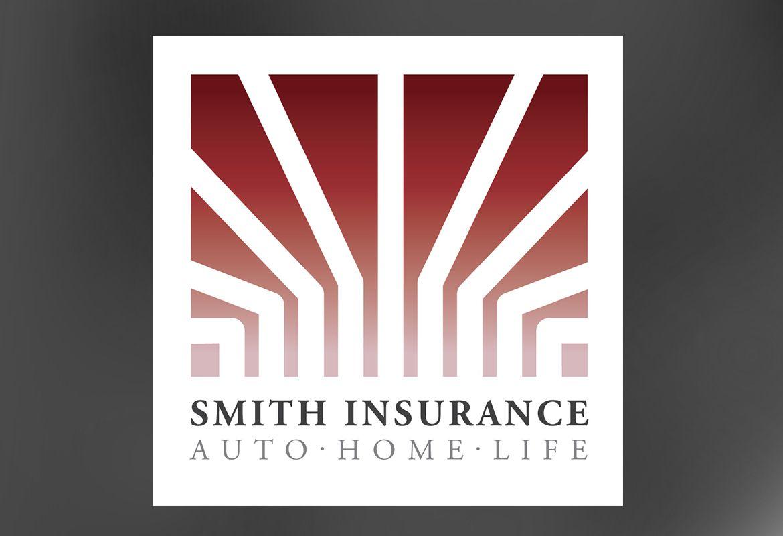 Insurance Agent Insurance Agency Custom Logo Design Layout