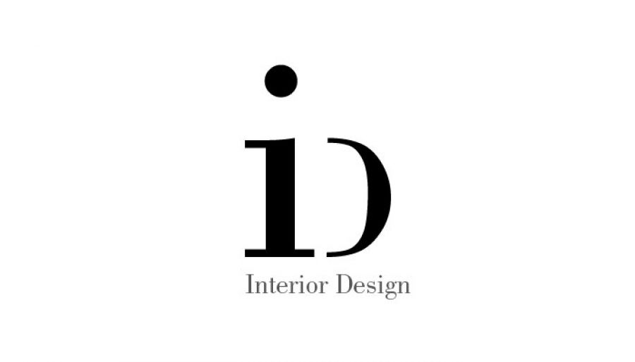 Interior Design Custom Logo Design Layout