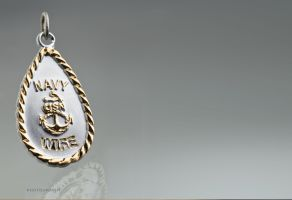 Jewelry Photography Pendant-Design Layout