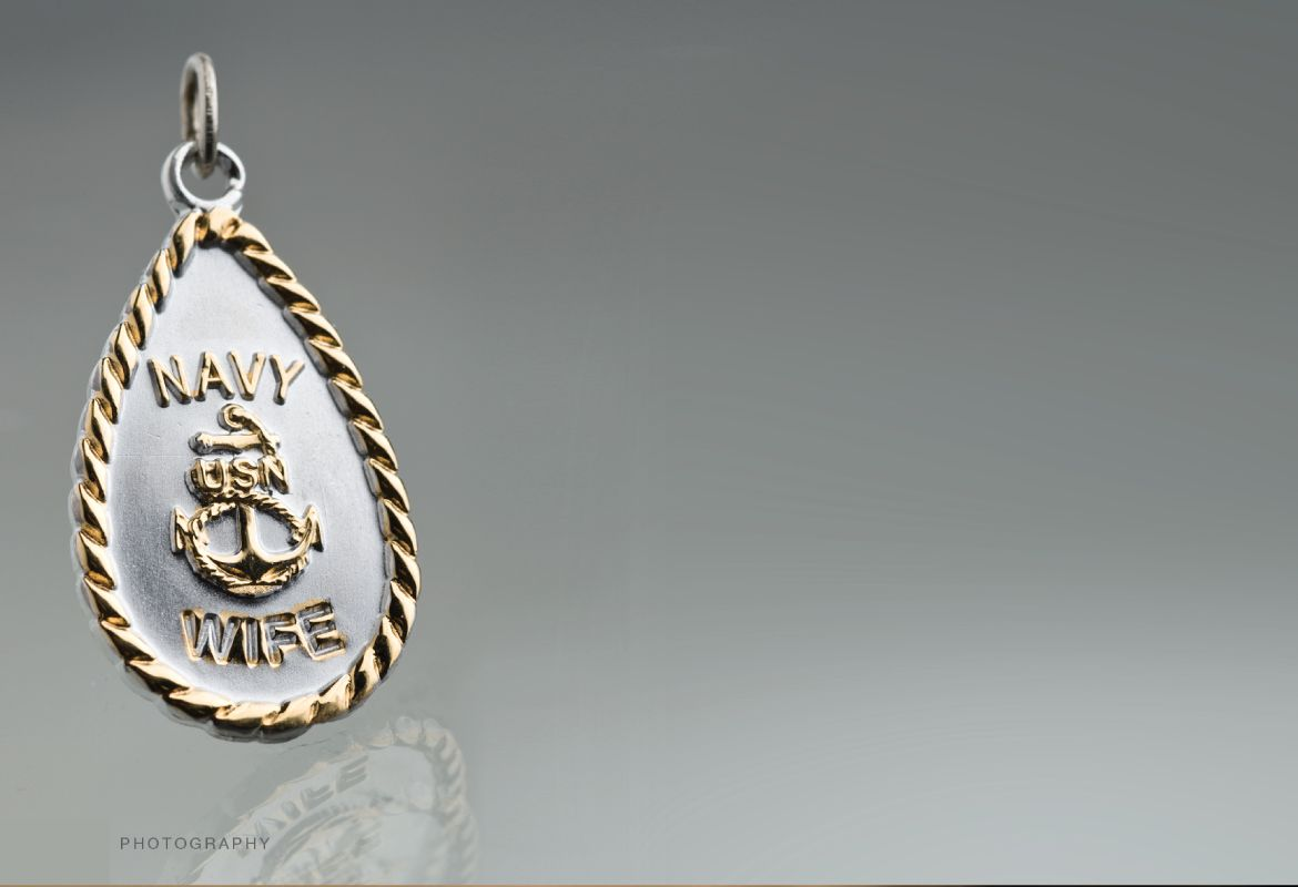 Jewelry Photography Pendant Commercial Photographyand custom product photography