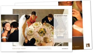 Wedding Event Photographer-Design Layout